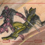Deadpool and Wolvie