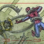 Spidey Vs Doc Ock