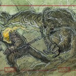 Ghost Rider and The Man-Thing