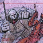 Daredevil Vs The Kingpin