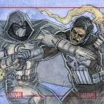 Moon Knight Vs Punisher