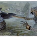 The Barrow Wight Attacks!